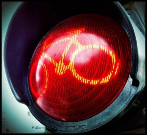 Do Red Light Cameras Flash