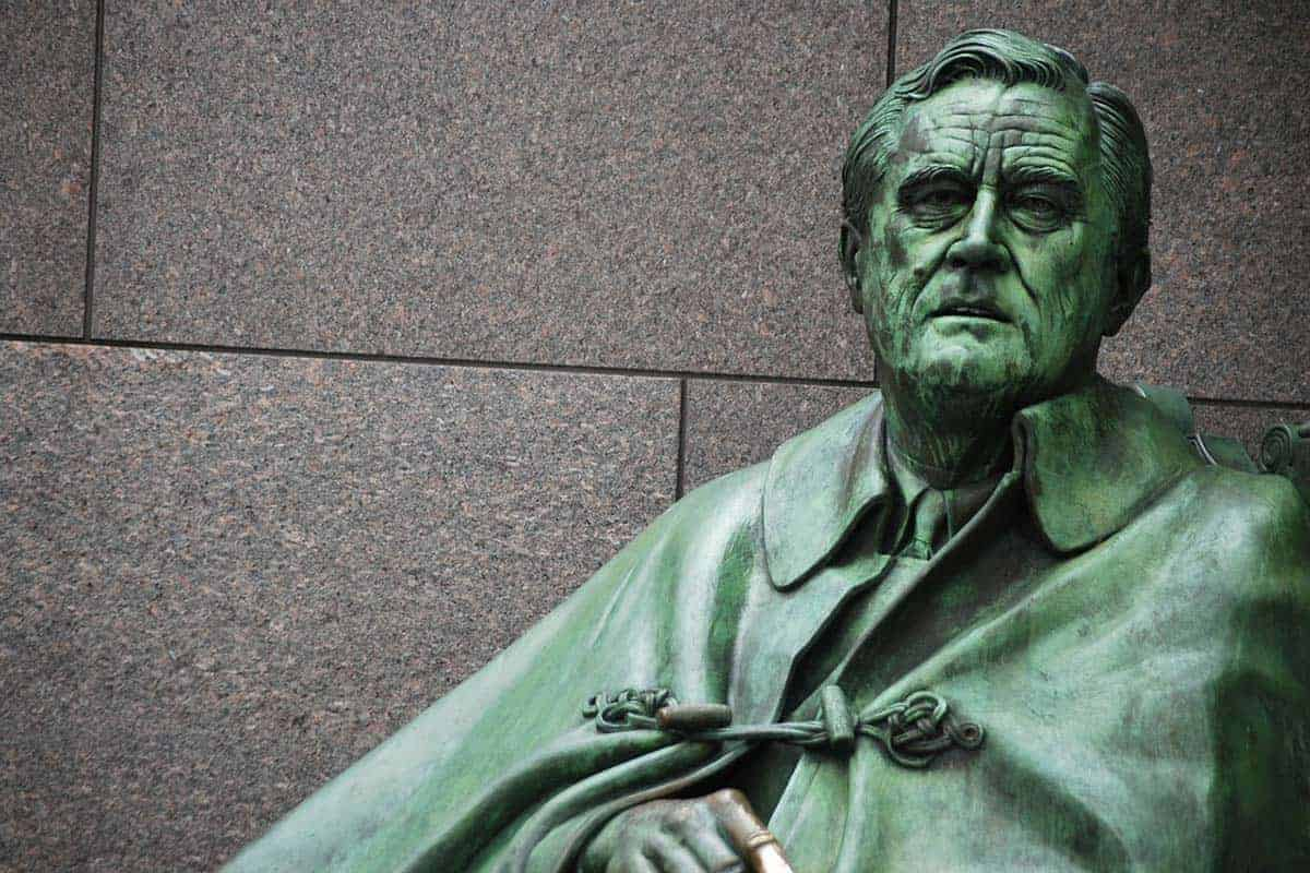 Was FDR A Good President