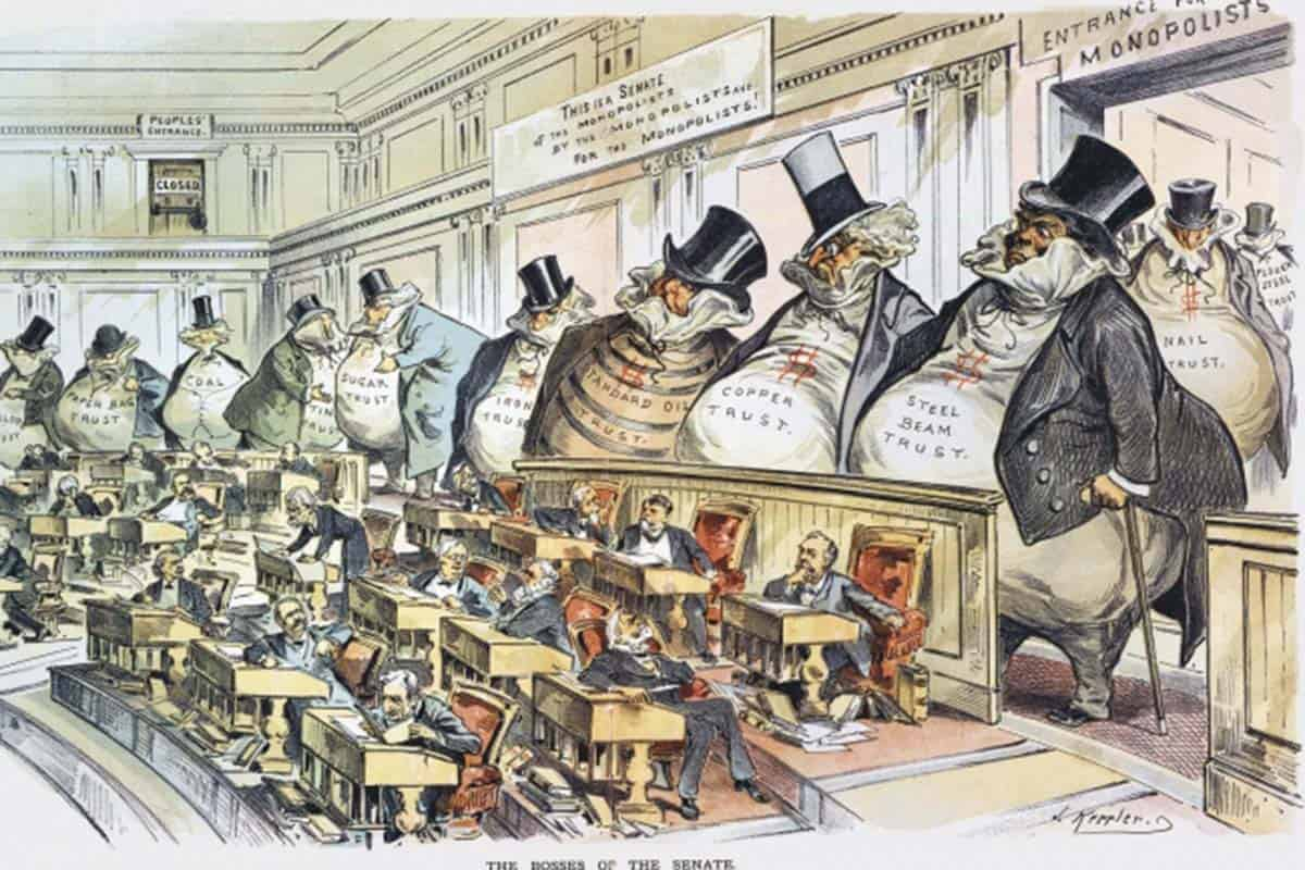 Why Was It Called The Gilded Age