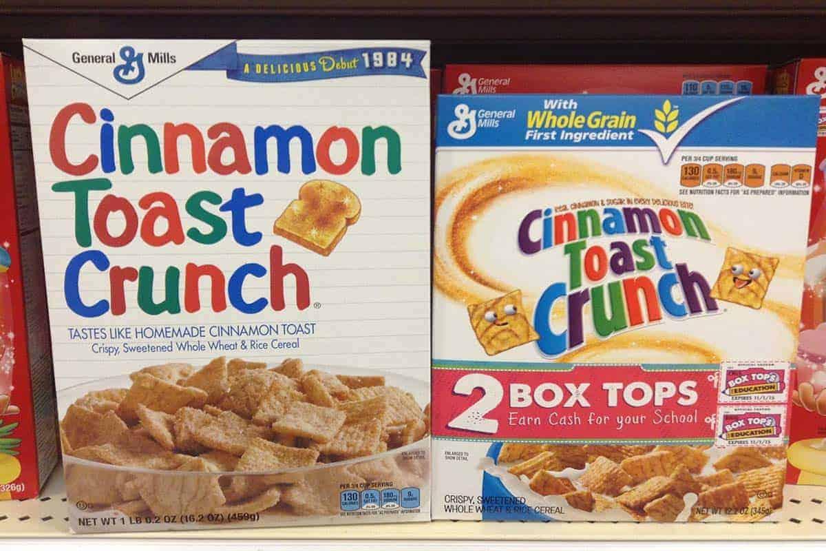 The Reason Why Kids Love The Taste Of Cinnamon Toast Crunch