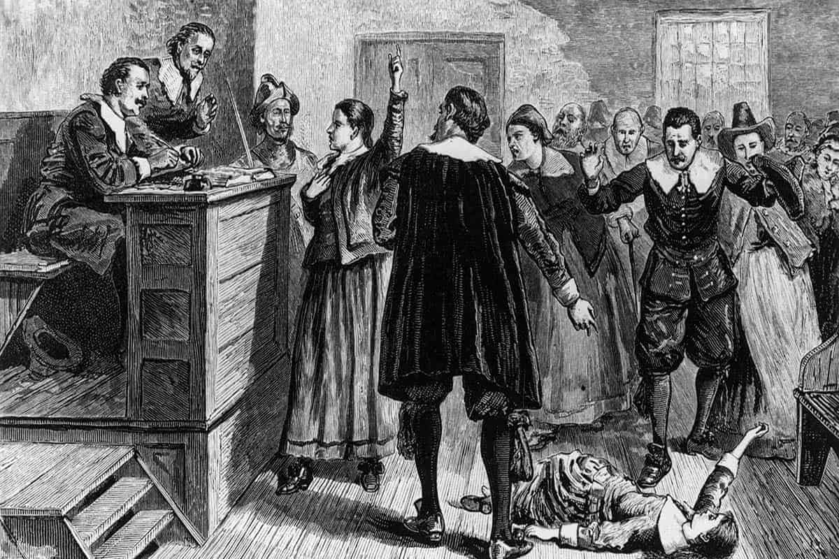 Witch Hunting In America