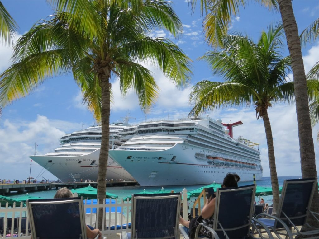 bahamas cruise ship