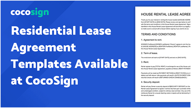 5 Things You Can't Include In Your Residential Lease