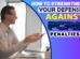 How to Strengthen your Defense Against FCPA Penalties
