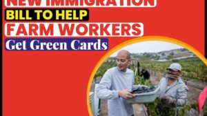 New Immigration Bill To Help Farm Workers Get Green Cards