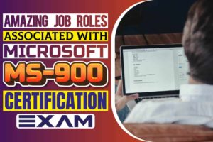 Amazing Job Roles Associated With Microsoft MS-900 Certification Exam